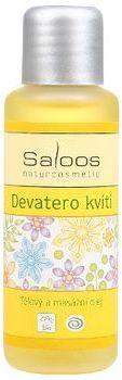 Salus - Devatero kvítí 125ml - Tělový a masážní Bio olej