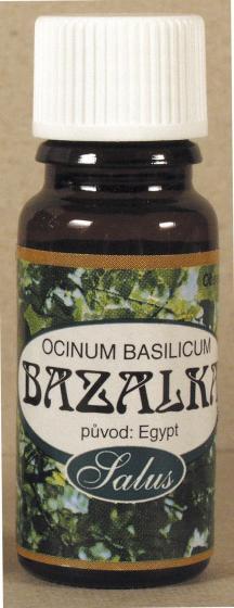 Salus - Bazalka 5ml - 100% přírodní esenciální olej