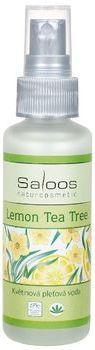 Salus - Lemon Tea Tree 100ml - Bio květinová pleťová voda bez rozprašovače