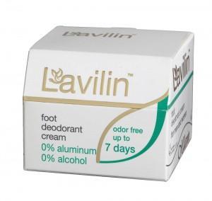 DSM - Lavilin Deodorant krém na chodidla (účinek 7 dní) 10 ml