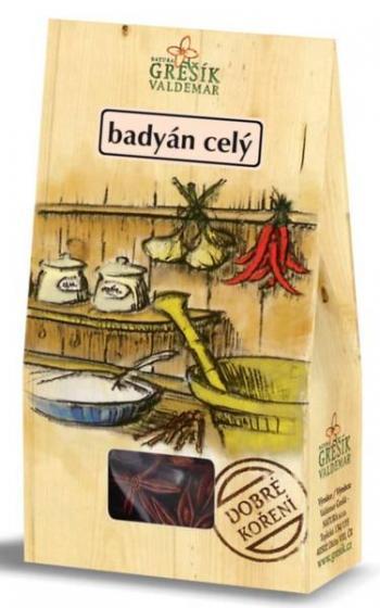 Grešík - Badyán celý 10 g