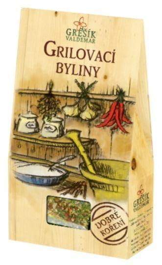Grešík -  Grilovací byliny 40 g