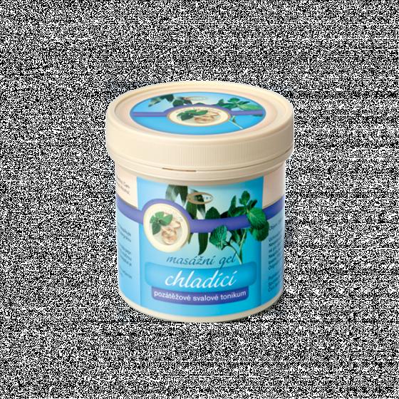 Topvet - Chladící masážní gel 250ml pozátěžové svalové tonikum
