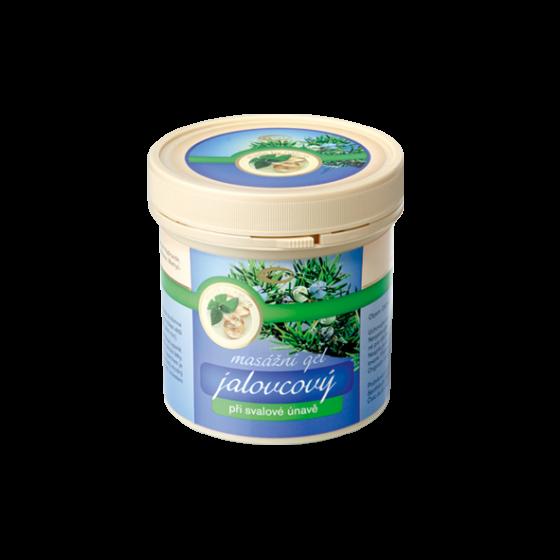Topvet - Jalovcový masážní gel 250ml při svalové únavě