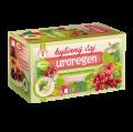 Topvet - Uroregen čaj 20 sáčků - bylinná čajová směs s brusinkou