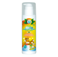 Topvet - Dětské opalovací mléko SPF 20 pro alergiky 200ml - střední ochrana - bez chemického filtru - vhodný pro alergiky a ekzematiky