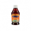 Topvet - Černý bez bylinný sirup 320g - pro lepší odkašlávání hlenu, působí močopudně, při chřipce a nachlazení