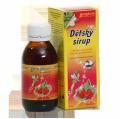 Topvet - Dětský sirup 130g s příchutí lesní jahody a vitam. C - Beta-glukan, podpora imunitního systému