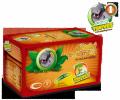 Topvet - Dětský bylinný čaj 20 sáčků na bolavé bříško