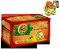 Topvet - Dětský bylinný čaj 20 sáčků při kašli a nachlazení